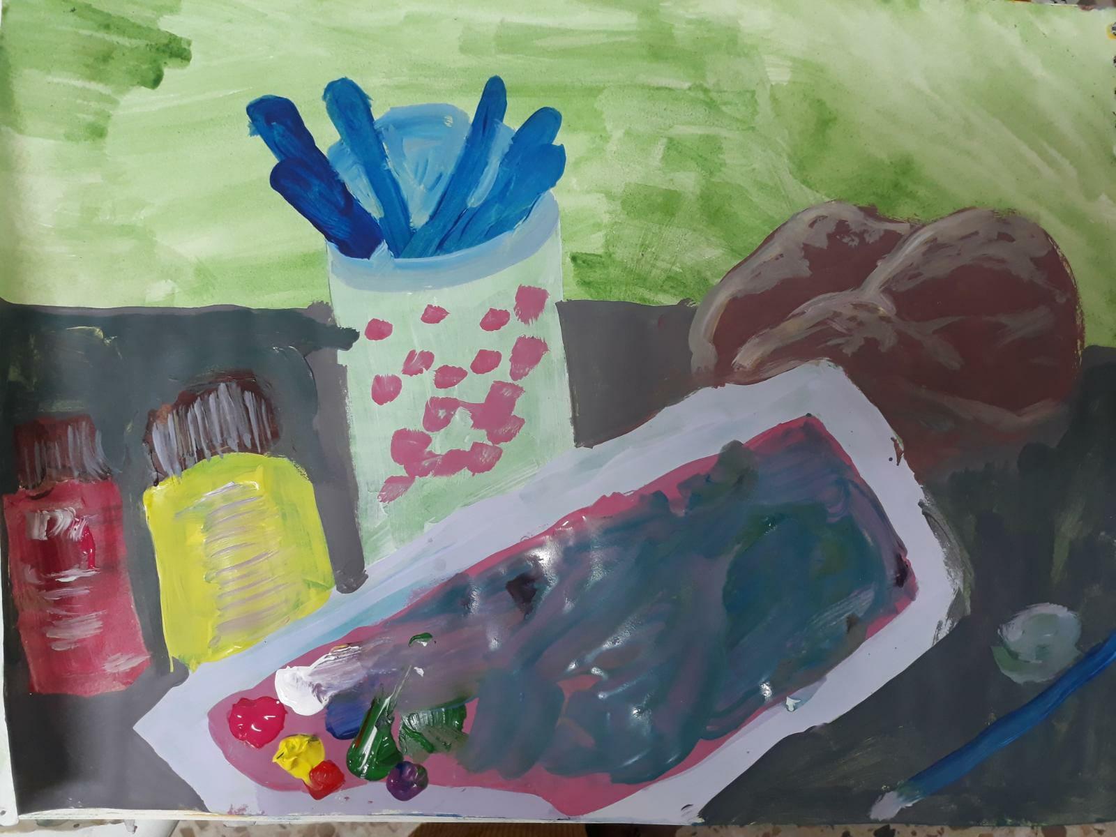 Dibujo Pintura y creatividad