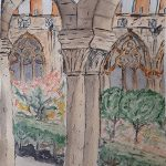 Acuarela Arcos