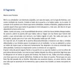 Fragmento de María José Portela