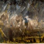 Adriana Palombini Técnica: óleo sobre papel Tamaño: 30x40cm Precio: 60€