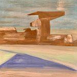Monumentos Sole Colomo Técnica: acrílico Tamaño: 27,5x20,5 cm Precio:50€