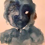 Otra mirada Emilia Fernández de Navarrete Tamaño: 21x29,7 cm, Técnica: acuarela líquida