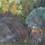 Primavera S. Troyano Técnica: Acrílico sobre cartulina Tamaño 65x45 cm Precio 50€
