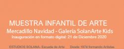 MUESTRA DE ARTE INFANTIL